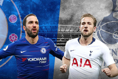 Chelsea vs Tottenham: Áp lực ngàn cân với Sarri và Kepa