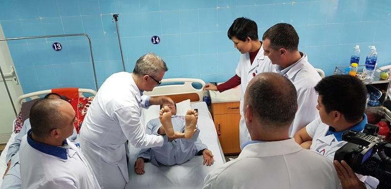 Bác sĩ Cuba lần đầu đón ngày Thầy thuốc Việt Nam trên đất Việt