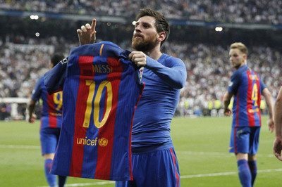 """Siêu kinh điển Real Madrid vs Barca: Sân khấu của """"Quái vật"""" Messi"""
