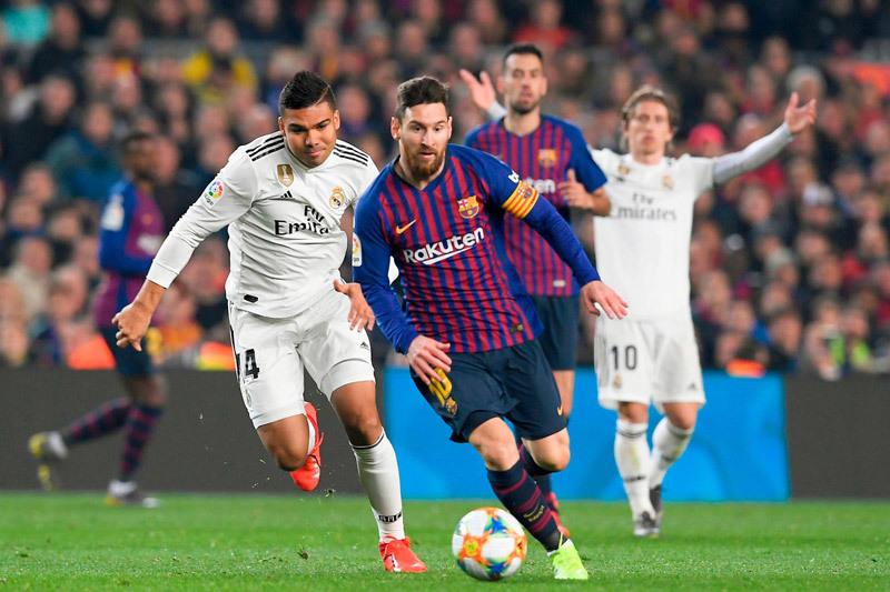 Siêu kinh điển Real Madrid vs Barca: Sân khấu của 'Quái vật' Messi