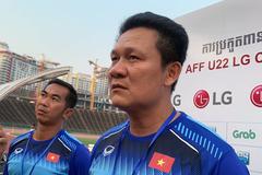 HLV Nguyễn Quốc Tuấn: U22 Việt Nam hoàn thành chỉ tiêu của VFF