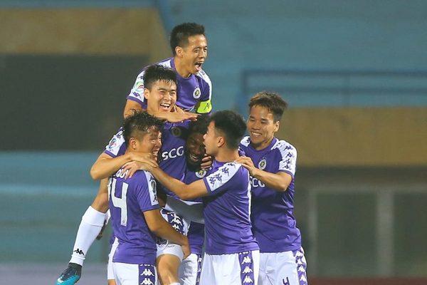 CLB Hà Nội thắng kỷ lục ở AFC Cup 2019