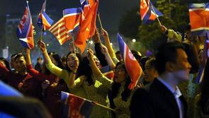 Tổng thống Trump chia sẻ cảm nhận 'rất nhiều yêu thương' ở Hà Nội