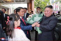 Triều Tiên công bố lịch hoạt động của ông Kim Jong Un tại VN