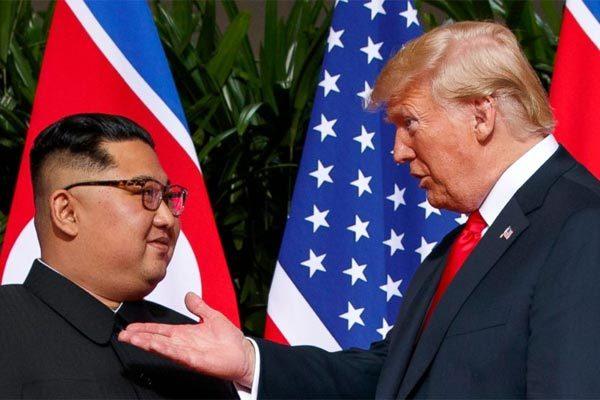 Kim Jong Un,Donald Trump,hội nghị thượng đỉnh Mỹ Triều,Mỹ Triều Tiên,hiệp ước NPT