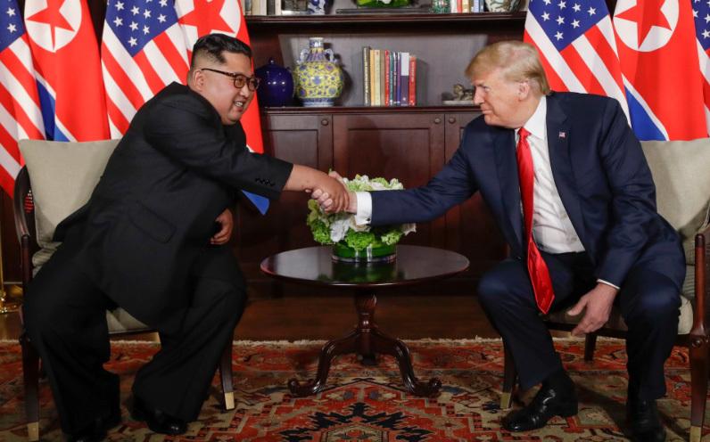 Lãnh đạo Mỹ-Triều Tiên gặp nhau tối nay ở khách sạn Metropole