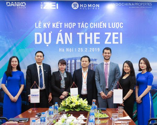 Danko Group bắt tay hợp tác cùng Indochina Capital