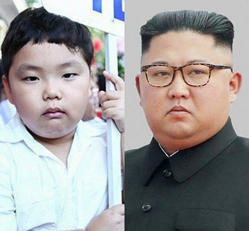 BTV Hoài Anh thích thú vì con trai Xuân Bắc giống ông Kim Jong-un