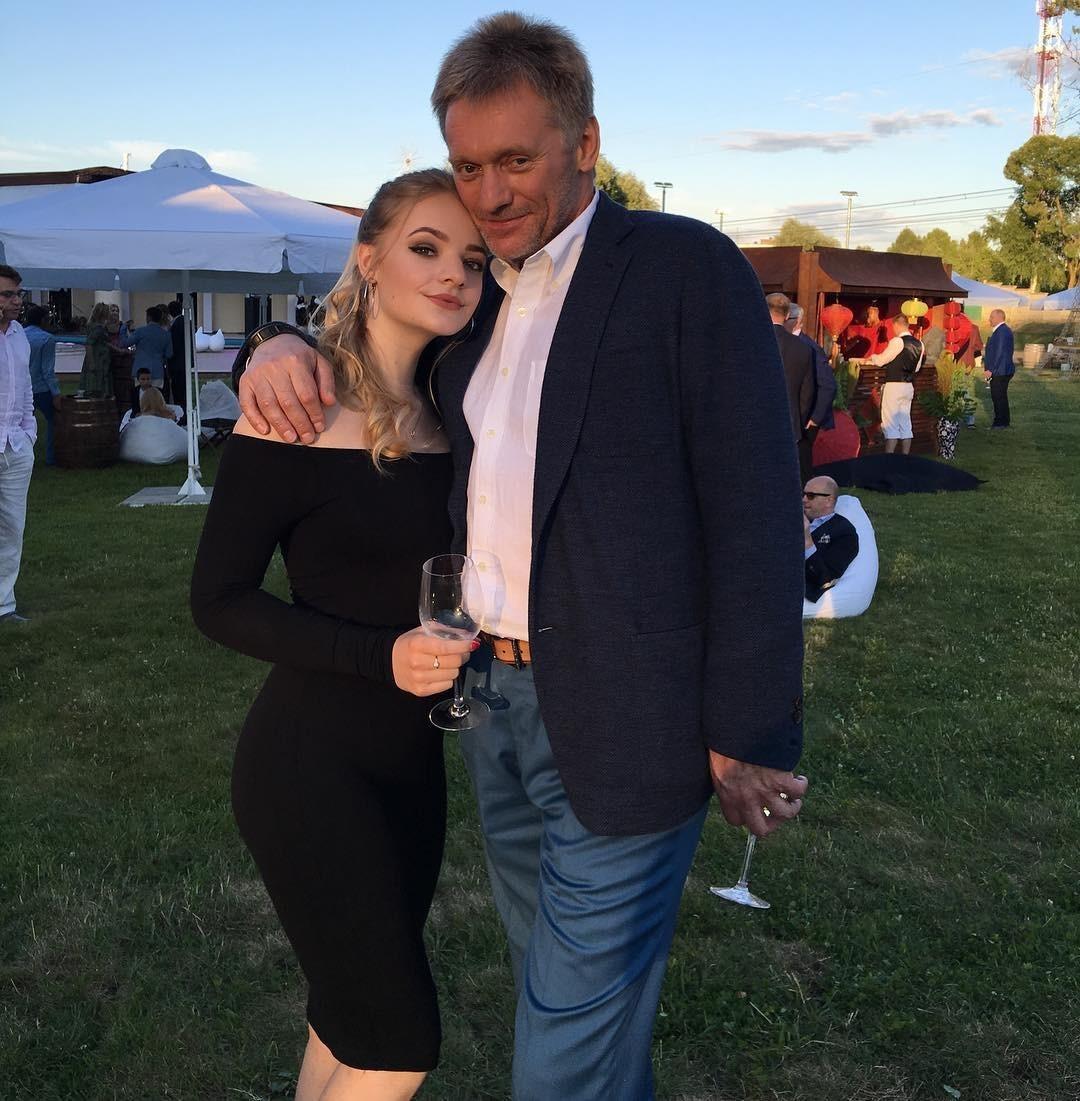 Vẻ đẹp của cô gái Nga khiến Nghị viện châu Âu 'nóng'