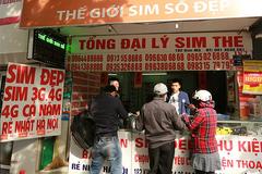 Viettel, VinaPhone, MobiFone bị xử phạt hàng trăm triệu đồng