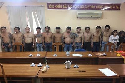 Băng nhóm dùng vợ, người yêu giăng bẫy khách làng chơi ở Sài Gòn