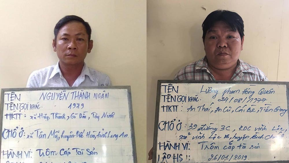 trộm cắp tài sản,mua bán dâm,Sài Gòn