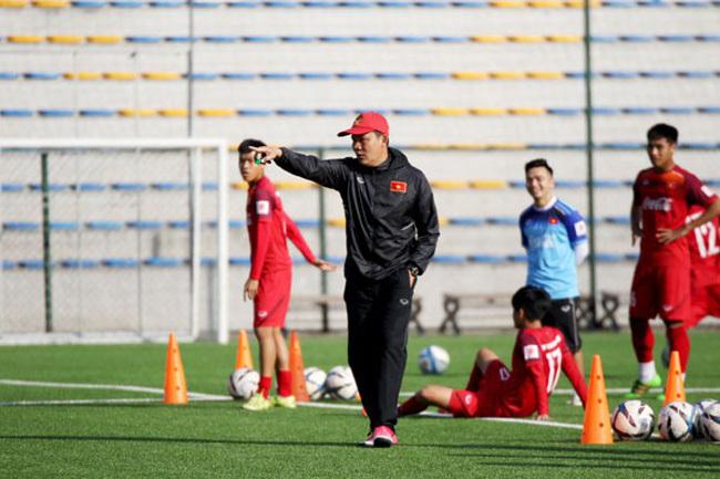 'U22 Việt Nam là của để dành cho SEA Games 2021'