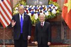 Tổng thống Trump ca ngợi sự phát triển mạnh mẽ của Việt Nam