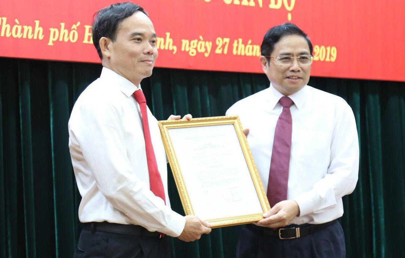 Tất Thành Cang,TP.HCM,Ủy ban kiểm tra Trung ương,kỷ luật cán bộ