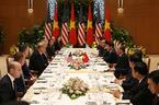 Thực đơn bữa trưa Thủ tướng đãi Tổng thống Trump