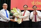 Tân Phó bí thư Thành ủy TP.HCM nói gì khi thay ông Tất Thành Cang?