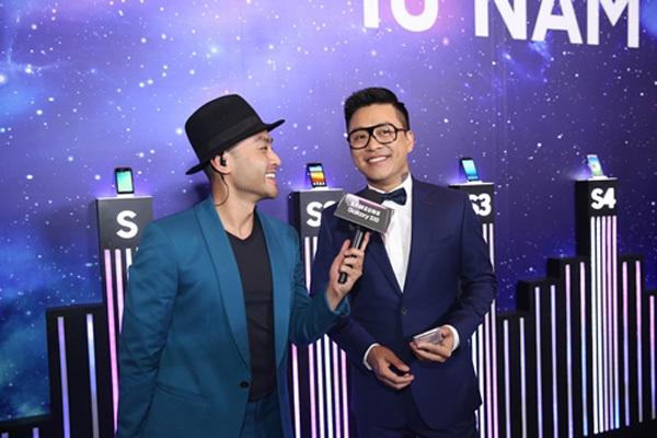 Sao Việt tiết lộ lý do 'phải lòng' Galaxy S10