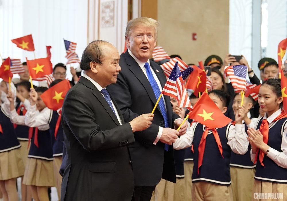 Thượng đỉnh Mỹ Triều,Hội nghị Mỹ Triều,Donald Trump,Thủ tướng Nguyễn Xuân Phúc