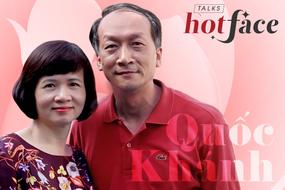 Viện trưởng, bác sĩ Bạch Quốc Khánh: Bóng hồng quanh tôi rất nhiều...