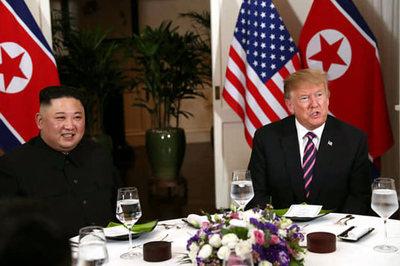 Ông Donald Trump: Vinh dự khi chúng ta gặp nhau tại Việt Nam