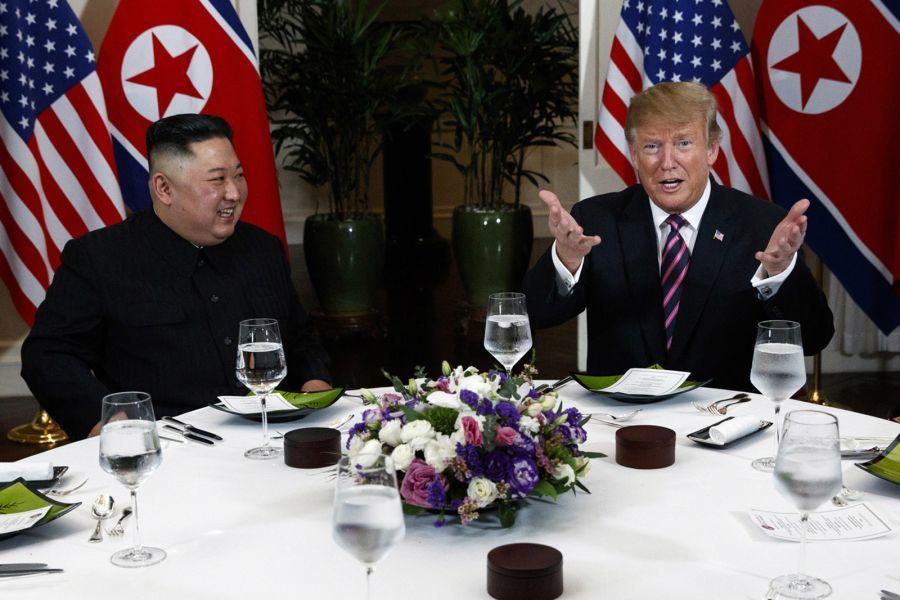 Buổi tối đáng nhớ ở khách sạn Metropole của lãnh đạo Mỹ-Triều