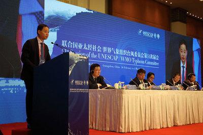 Việt Nam - Trung Quốc hợp tác dự báo bão, thiên tai