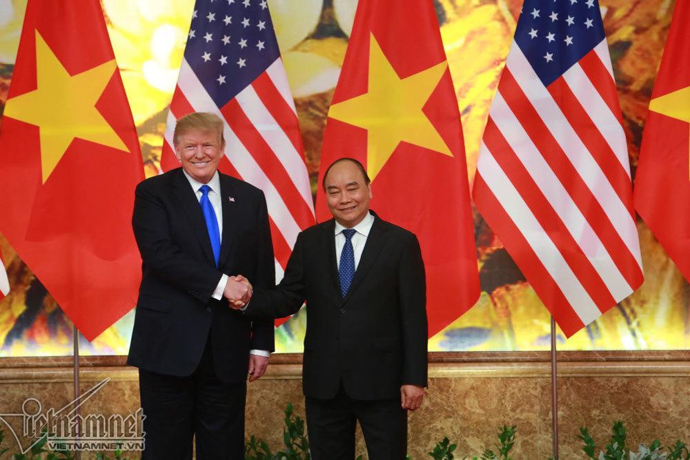 Buổi sáng chục tỷ USD: Dấu ấn tỷ phú Việt trong cuộc chơi lớn với Mỹ