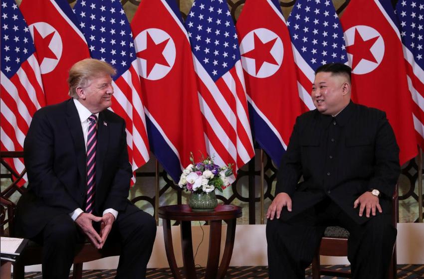 Lịch trình dày đặc ngày thứ 2 Thượng đỉnh Mỹ-Triều