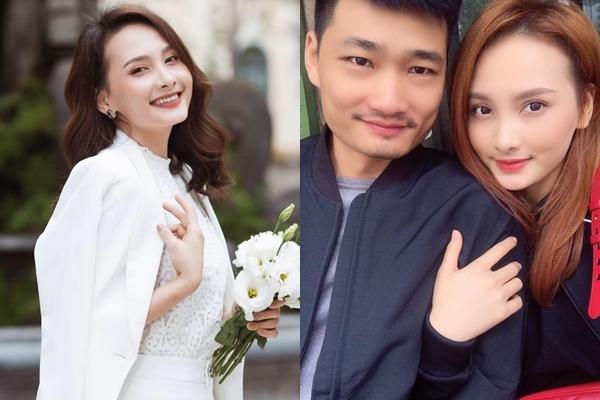Bảo Thanh hạnh phúc bên chồng nhân 9 năm kết hôn