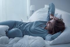 Thức giấc vào lúc 3 giờ sáng báo hiệu điều gì?