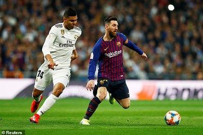 Siêu kinh điển Real vs Barca: Nỗi buồn Bernabeu