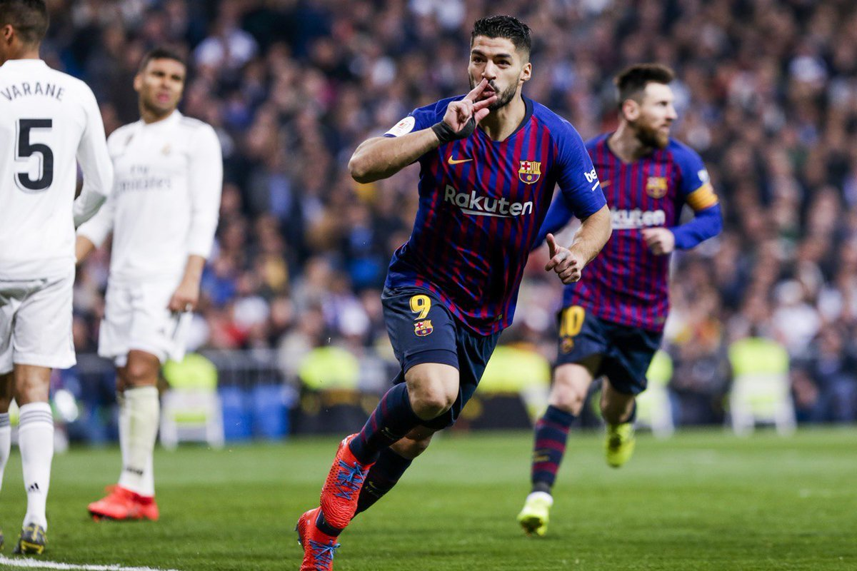 Real Madrid,Barca,Real Madrid vs Barca,Luis Suarez,Cúp Nhà Vua