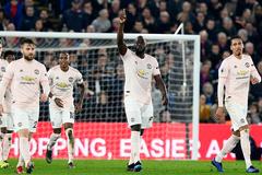 Lukaku rực sáng, MU đại thắng Crystal Palace