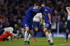 Video bàn thắng Chelsea 2-0 Tottenham