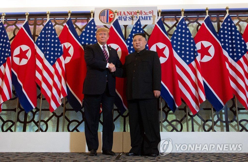 Báo Hàn nói lãnh đạo Mỹ-Triều sẽ ký Tuyên bố Hà Nội