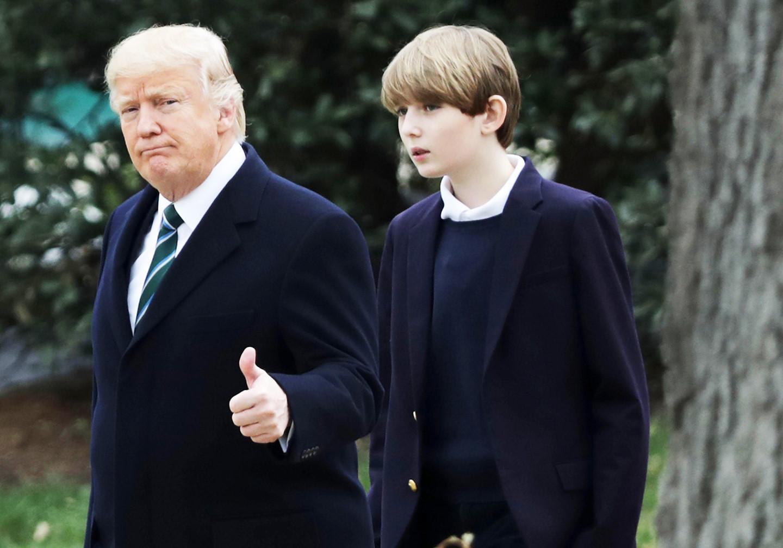 trường học,Tổng thống Trump,Donald Trump