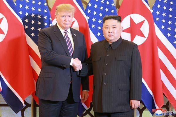 Kim Jong Un,Donald Trump,hội nghị thượng đỉnh Mỹ Triều,Mỹ Triều Tiên
