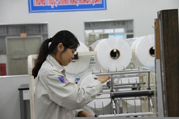 Xơ sợi Đình Vũ nâng gấp đôi công suất sản xuất