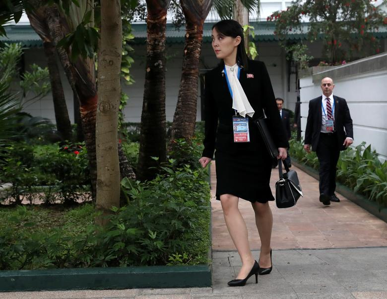 Phút tản bộ của ông Donald Trump và Kim Jong-un ở Metropole