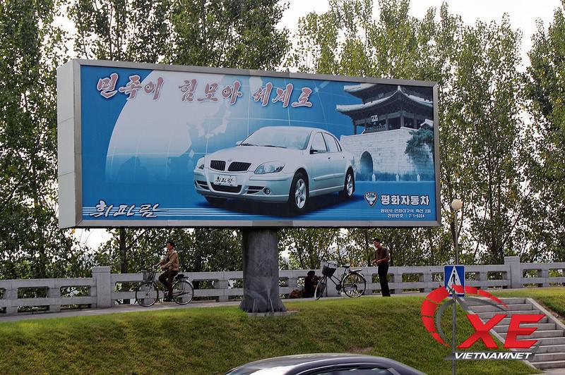 Chủ tịch Kim Jong-un làm ô tô 21 triệu: Dân Triều Tiên vẫn thờ ơ