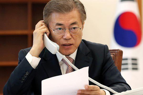Moon Jae-in,Kim Jong Un,Donald Trump,hội nghị thượng đỉnh Mỹ Triều,Mỹ Triều Tiên,Hàn Quốc