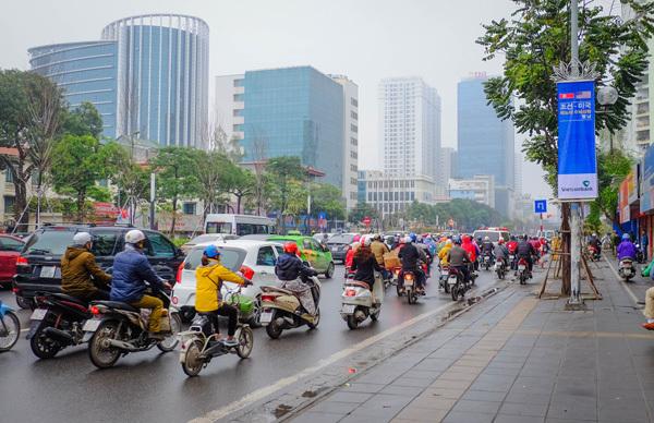 Vietcombank cung cấp dịch vụ tiền tệ tại Trung tâm báo chí