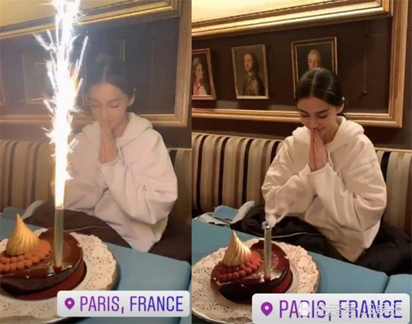 Huỳnh Hiểu Minh ngọt ngào chúc mừng sinh nhật vợ giữa tin đồn ly hôn