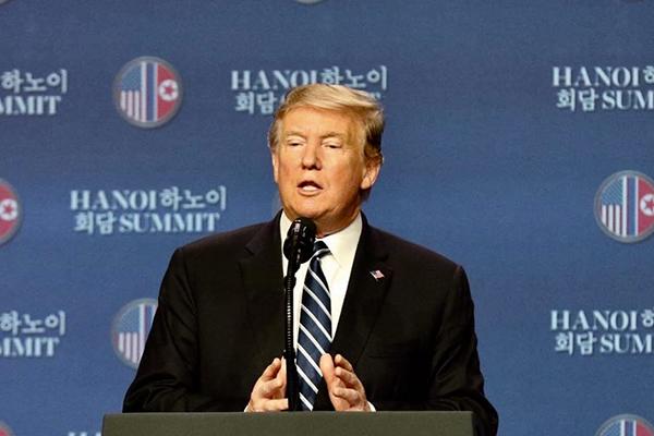 Tổng thống Trump: Ông Kim Jong-un là một người mạnh mẽ