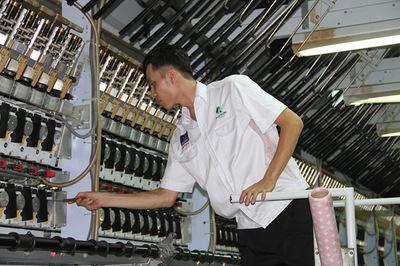 Xơ sợi polyester vận hành hiệu quả nhờ hợp tác PVTex-An Phát Holdings