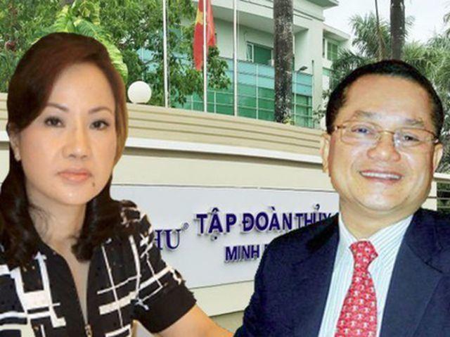 Eximbank,Chu Thị Bình,Lê Văn Quang,Cổ Phiếu Thủy Sản,Thủy Sản Minh Phú
