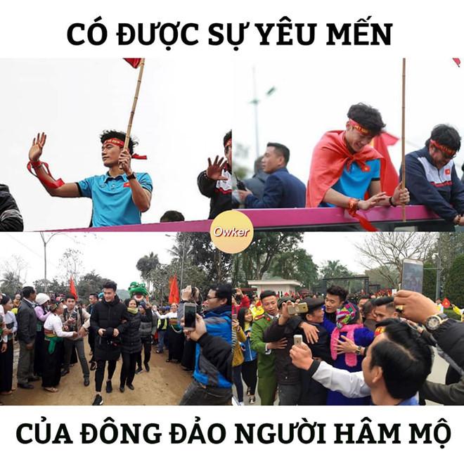 Bùi Tiếng Dũng,Nhật Lê,Quang Hải