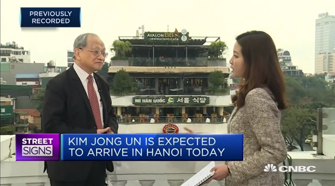 Hồ Gươm và những góc phố Hà Nội trên sóng truyền hình quốc tế