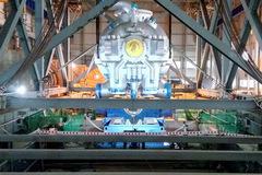 Lắp đặt thành công Tuabin nhà máy nhiệt điện Sông Hậu 1